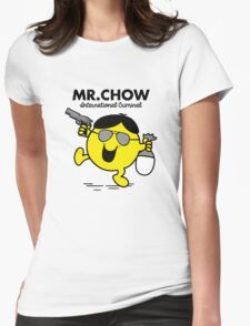 Mr. Chow Womens Fitted T-Shirt