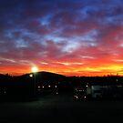 sunrise surprise by LoreLeft27