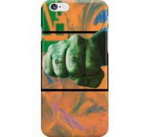 Ba  Zn Ga! - hard science iPhone Case/Skin