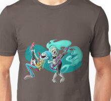 Ghostly Rockers Unisex T-Shirt