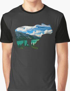 Alaskan Spring Graphic T-Shirt