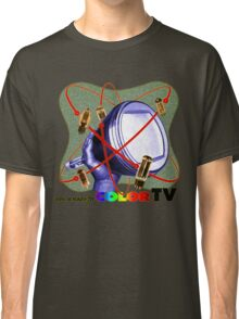 R U ready for Color TV?  Classic T-Shirt