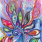 Fern's Unfolding Fronds by chrissyforemanc