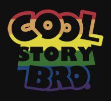 Cool Story Bro PRIDE  One Piece - Long Sleeve