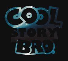 Cool Story Bro GALAXY One Piece - Short Sleeve