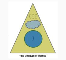 The World is Yours. Kids Clothes