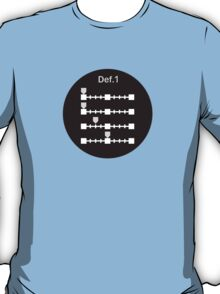 Def. 1 Picture Profile T-Shirt