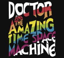 Doctor Who The Musical One Piece - Short Sleeve