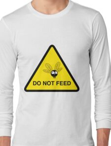 Don't Feed The Parasprites! Long Sleeve T-Shirt