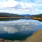 The Upper Yarra Dam by Kerry  Hill
