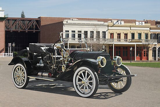1911 Cadillac 'Gentlemans Roadster' by DaveKoontz