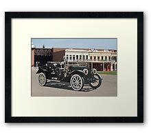 1911 Cadillac 'Gentlemans Roadster' Framed Print