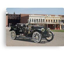 1911 Cadillac 'Gentlemans Roadster' Canvas Print