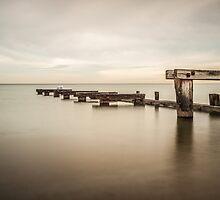 Sittin On The Dock of The Bay by Shari Mattox-Sherriff