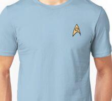Star Trek Science Officer Badge Unisex T-Shirt