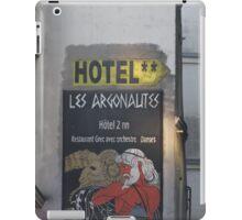 Jason and the Argonauts iPad Case/Skin