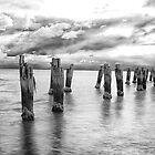 old jetty by Hannasky Photography