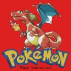Pokemon Red Version by geofurlong