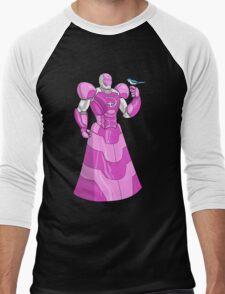 Iron Princess Men's Baseball ¾ T-Shirt