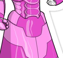 Iron Princess Sticker