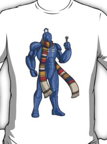 Iron Who T-Shirt