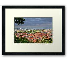 Gothenburg Framed Print