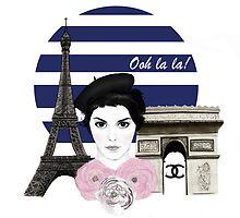 Paris by BeckiBoos