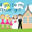 Will You Be My Flower Girl? by Emma Holmes