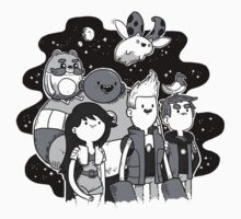 Space Adventurers by laurxy