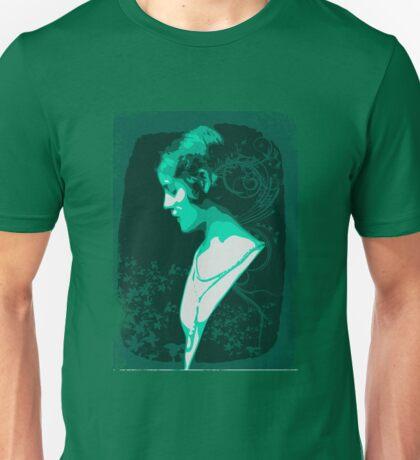Green Lady Unisex T-Shirt