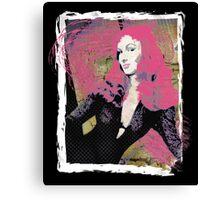Seduction Canvas Print