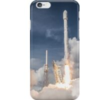 SpaceX Rocket Launch awesome photography iPhone Case/Skin