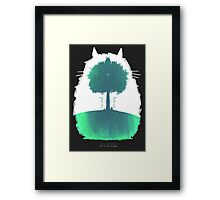 Spirit Creatures Framed Print