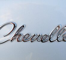 Chevelle Emblem by Wviolet28