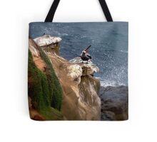 Buenos Dias, La Jolla!!! Tote Bag