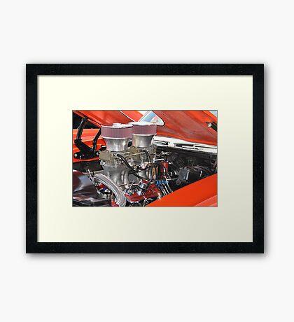 '69 GTO Bling Bling!!  Framed Print