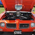 """Bad to Da Bone"" '69 Pontiac GTO by Wviolet28"