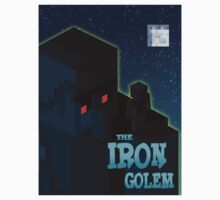 The Iron Golem by L3v3LTwo
