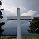 Cross Before the Storm by WildestArt