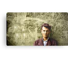Ludwig Wittgenstein Metal Print