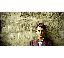 Ludwig Wittgenstein Photographic Print