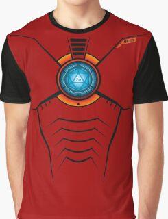 d20 Arc Reactor Graphic T-Shirt