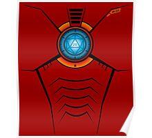 d20 Arc Reactor Poster