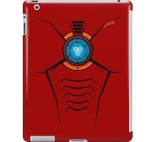 d20 Arc Reactor iPad Case/Skin