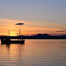 Islay Sunrise by Kasia-D