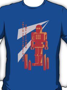 Russian Robot Shirt T-Shirt