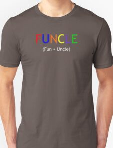 Funcle Fun Uncle Best T-Shirt