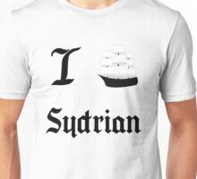I Ship Sydrian Unisex T-Shirt