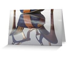 high heels universe (6) Greeting Card