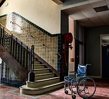 The wheelchair by xMAXIx